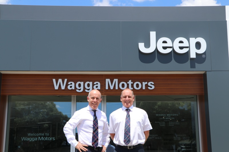 Welcome To Wagga Motors